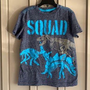 Crazy 8 Dinosaur Squad Short Sleeve Shirt
